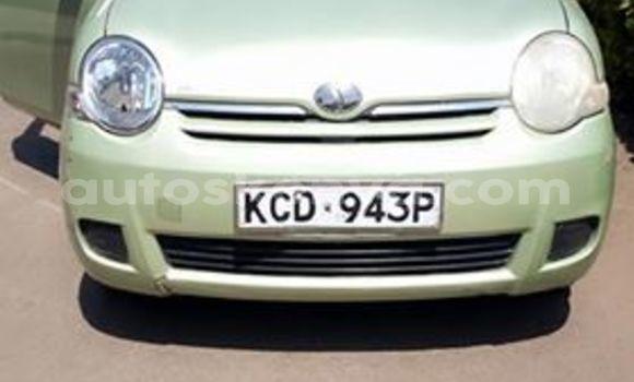 Buy Used Toyota Sienta Green Car in Nairobi in Nairobi