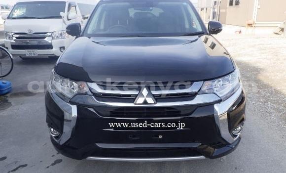 Buy Used Mitsubishi Outlander Black Car in Nairobi in Nairobi