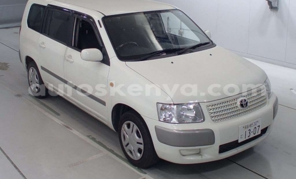 Buy Used Toyota Succeed White Car in Nairobi in Nairobi