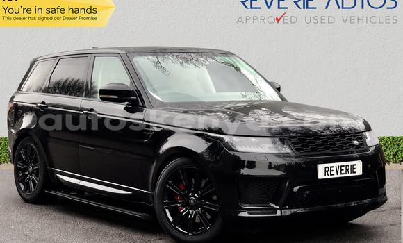 Buy Used Land Rover Range Rover Sport Black Car in Nairobi in Nairobi