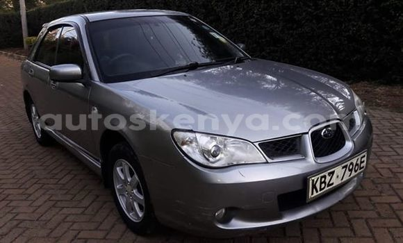 Buy Used Subaru Impreza Other Car in Nairobi in Nairobi