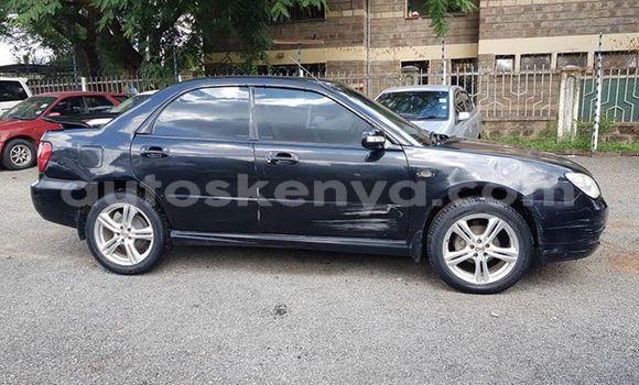 Buy Used Subaru Impreza Black Car in Nairobi in Nairobi