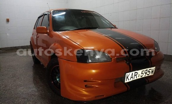 Buy Used Toyota Starlet Other Car in Nairobi in Nairobi