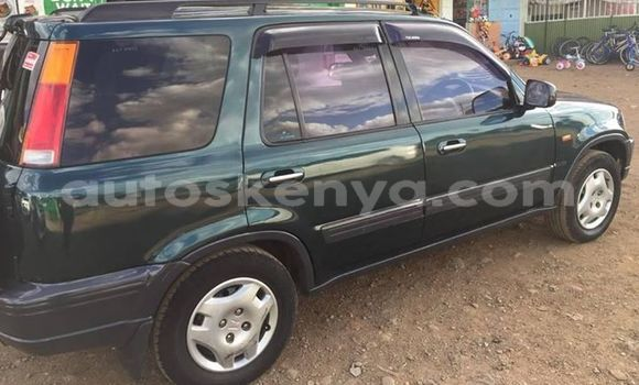 Buy Used Honda CR-V Green Car in Nairobi in Nairobi