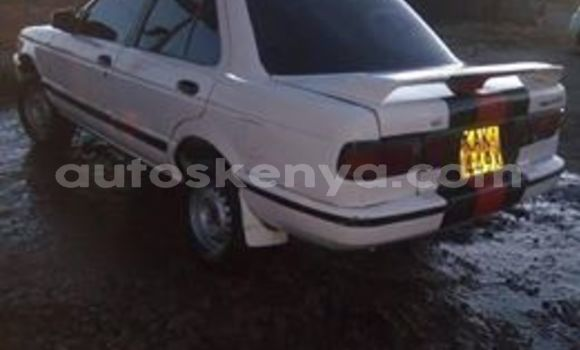 Buy Used Nissan Sunny White Car in Nairobi in Nairobi