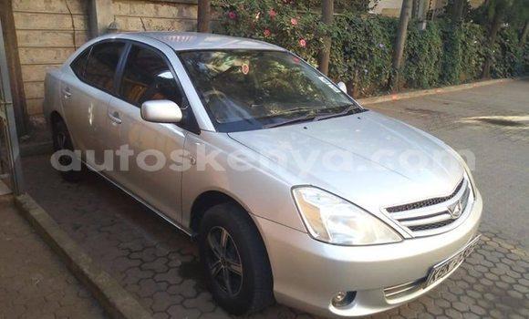 Buy Used Toyota Allion Silver Car in Nairobi in Nairobi