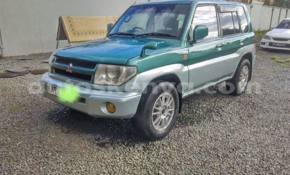 Buy Used Mitsubishi Pajero Green Car in Nairobi in Nairobi