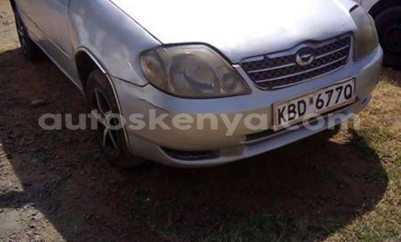 Buy Used Toyota Corolla Other Car in Nairobi in Nairobi