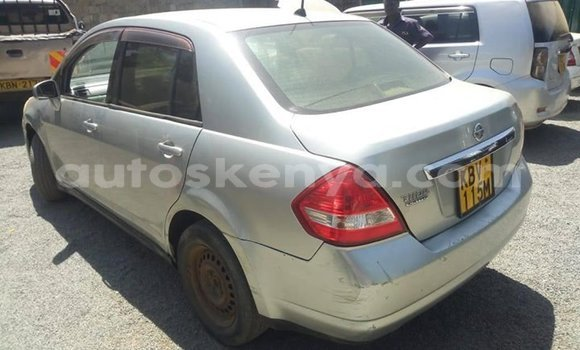 Buy Used Nissan tiida Silver Car in Nairobi in Nairobi