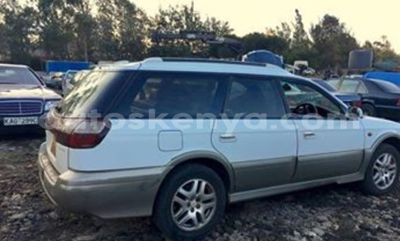 Buy Used Subaru Outback White Car in Nairobi in Nairobi