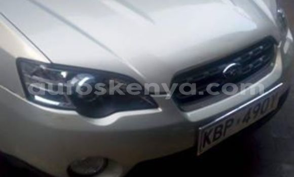 Buy Used Subaru Outback Beige Car in Nairobi in Nairobi