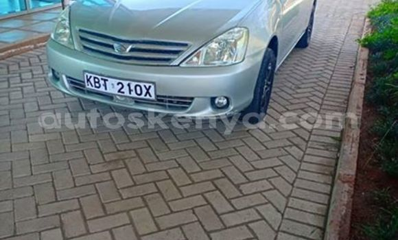 Buy Used Toyota Allion Silver Car in Nanyuki in Rift Valley
