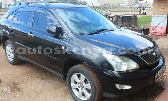 Buy Used Toyota Harrier Black Car in Kiambu in Central Kenya