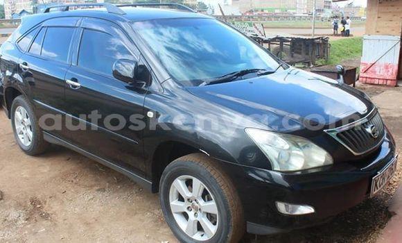 Buy Used Toyota Harrier Black Car in Kiambu in Central Kenya