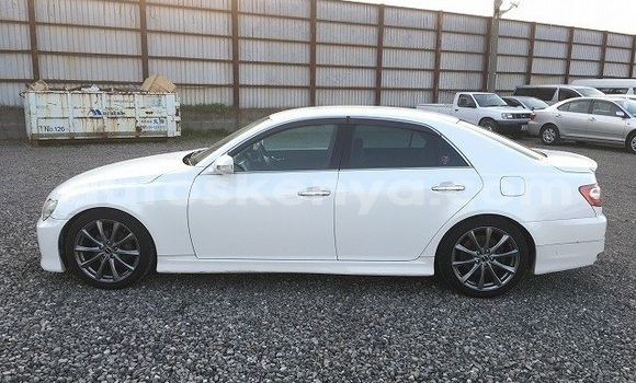 Buy Used Toyota Mark X Black Car in Nairobi in Nairobi