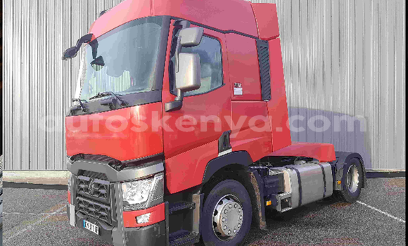 Buy Used Renault TRM 10000 Red Truck in Kakamega in West Kenya