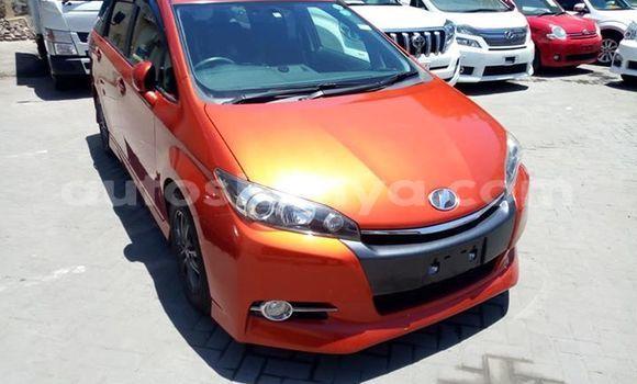 Oofamaa Toyota Wish Other Makiinaa iti Mombasa keessatti Coastal Kenya keessatti