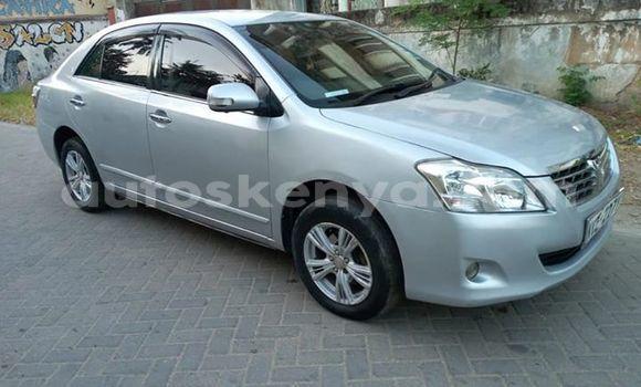 Buy Used Toyota Premio Silver Car in Mombasa in Coastal Kenya