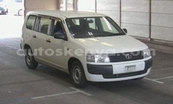 Buy Used Toyota Probox White Car in Mombasa in Coastal Kenya