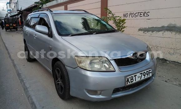 Buy Used Toyota Fielder Other Car in Mombasa in Coastal Kenya