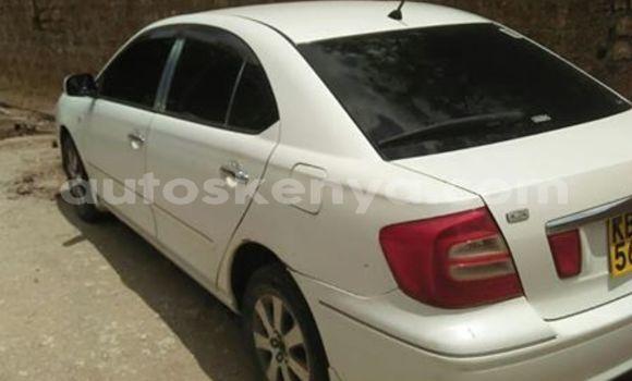 Buy Used Toyota Premio White Car in Mombasa in Coastal Kenya