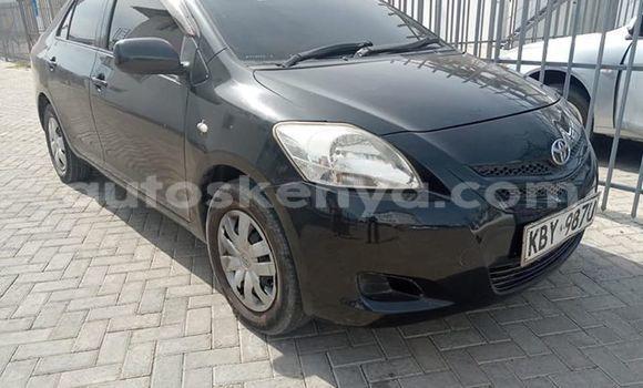 Buy Used Toyota Belta Black Car in Mombasa in Coastal Kenya
