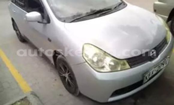 Buy Used Nissan Wingroad Silver Car in Mombasa in Coastal Kenya