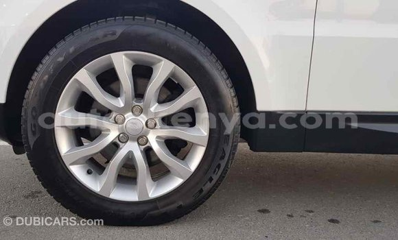 Buy Import Land Rover Range Rover White Car in Import - Dubai in Central Kenya