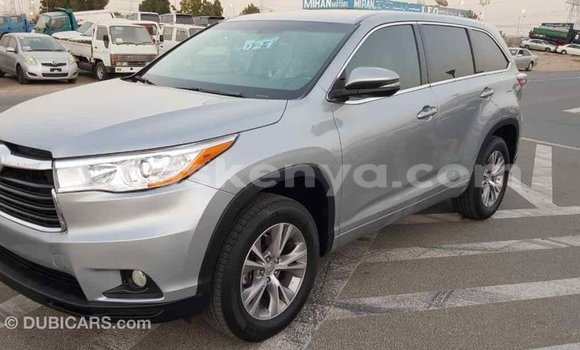Buy Import Toyota Highlander Other Car in Import - Dubai in Central Kenya