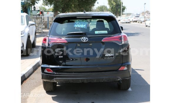Buy Import Toyota RAV4 Black Car in Import - Dubai in Central Kenya