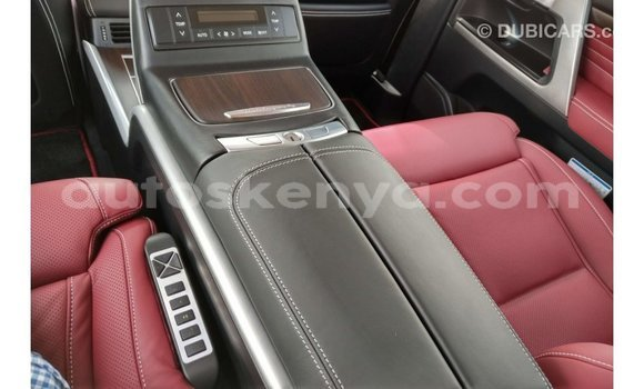 Buy Import Toyota Land Cruiser Black Car in Import - Dubai in Central Kenya