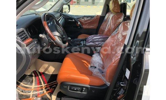 Buy Import Lexus LX White Car in Import - Dubai in Central Kenya