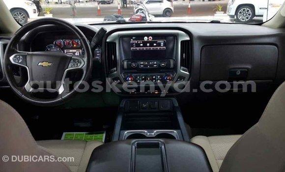 Buy Import Chevrolet Silverado White Car in Import - Dubai in Central Kenya