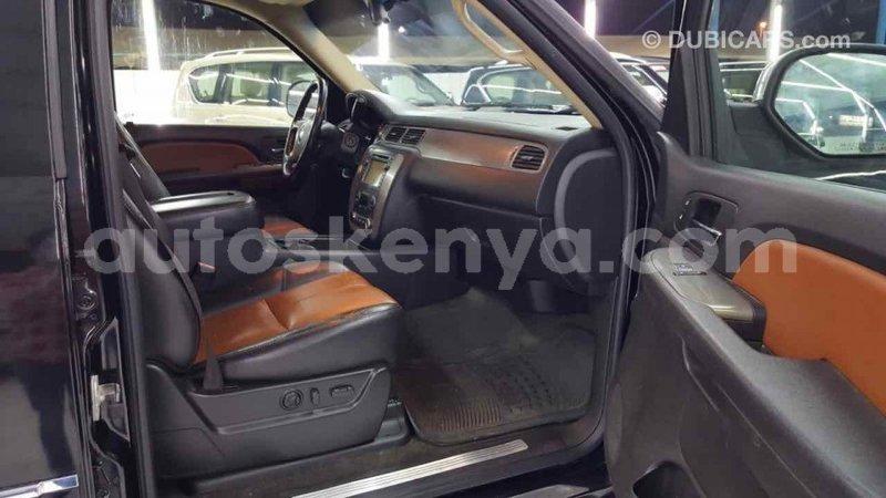 Buy Import Chevrolet Tahoe Black Car In Import Dubai In