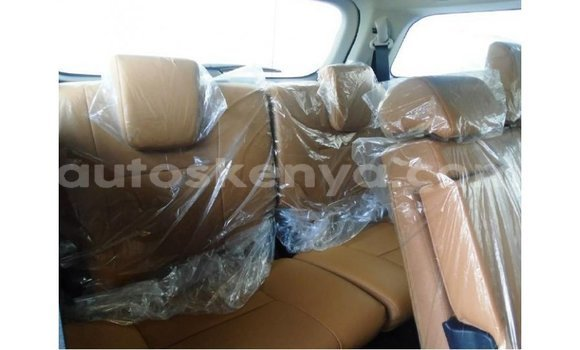 Buy Import Toyota Fortuner White Car in Import - Dubai in Central Kenya