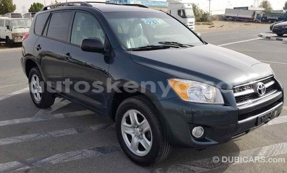 Buy Import Toyota RAV4 Green Car in Import - Dubai in Central Kenya