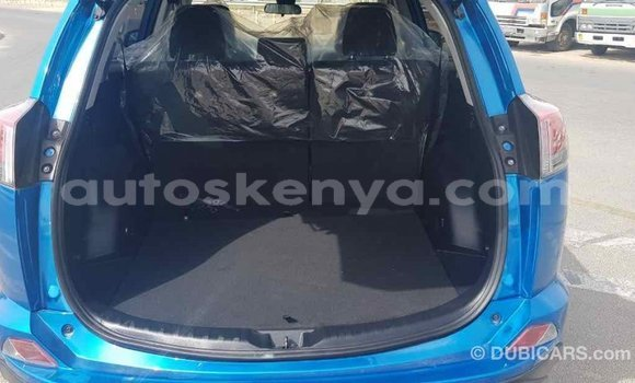 Buy Import Toyota RAV4 Blue Car in Import - Dubai in Central Kenya