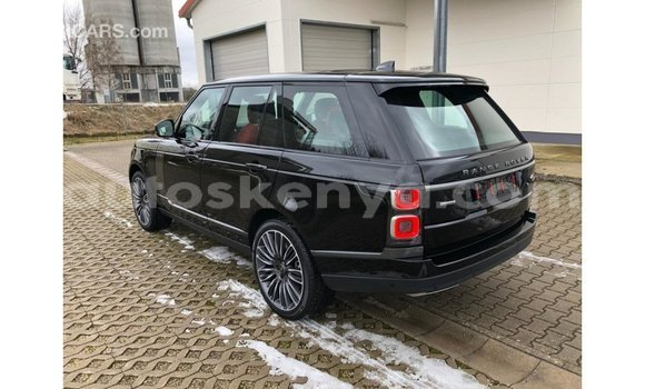 Buy Import Land Rover Range Rover Black Car in Import - Dubai in Central Kenya