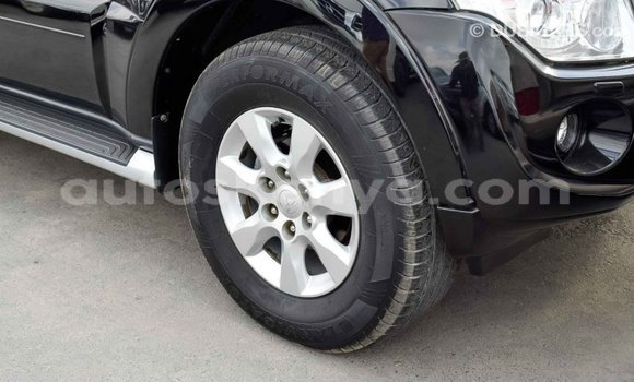 Buy Import Mitsubishi Pajero Black Car in Import - Dubai in Central Kenya