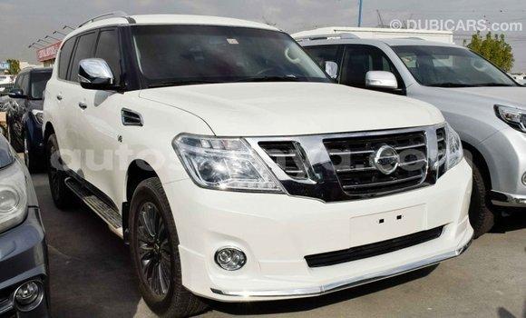 Buy Import Nissan Patrol White Car in Import - Dubai in Central Kenya