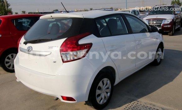 Buy Import Toyota Yaris White Car in Import - Dubai in Central Kenya