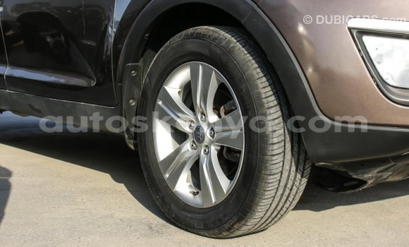 Buy Import Kia Sportage Brown Car in Import - Dubai in Central Kenya