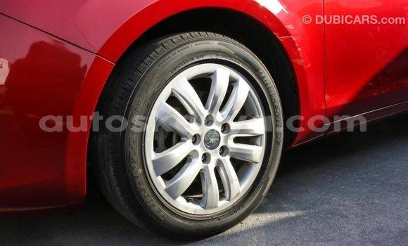 Buy Import JAC J3 (Tongyue,Tojoy) Red Car in Import - Dubai in Central Kenya