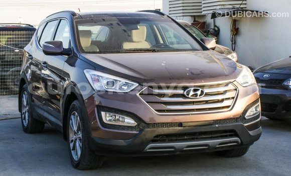Buy Import Hyundai Santa Fe Brown Car in Import - Dubai in Central Kenya