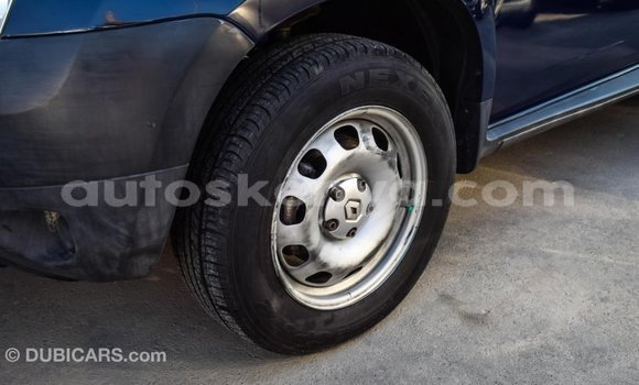 Buy Import Renault Duster Blue Car in Import - Dubai in Central Kenya