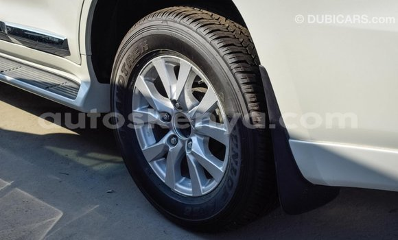 Buy Import Toyota Land Cruiser White Car in Import - Dubai in Central Kenya