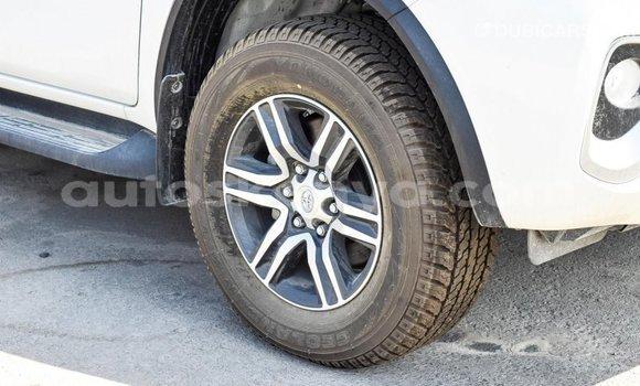 Buy Import Toyota Fortuner White Car in Import - Dubai in Central Kenya