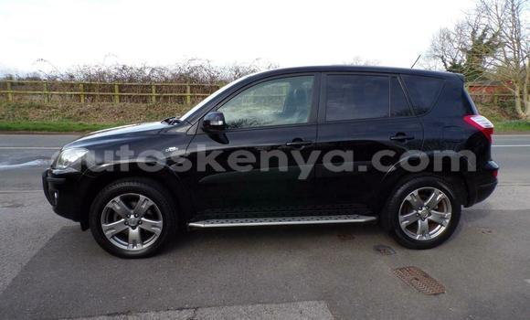 Buy Used Toyota RAV4 Black Car in Nairobi in Nairobi