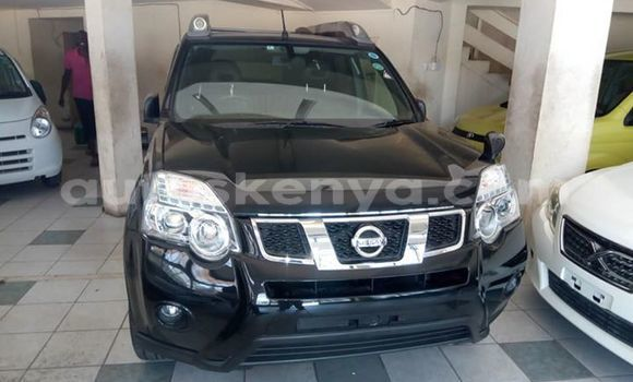 Buy Used Nissan X–Trail Black Car in Mombasa in Coastal Kenya