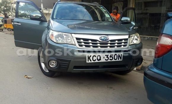 Buy Used Subaru Forester Other Car in Mombasa in Coastal Kenya